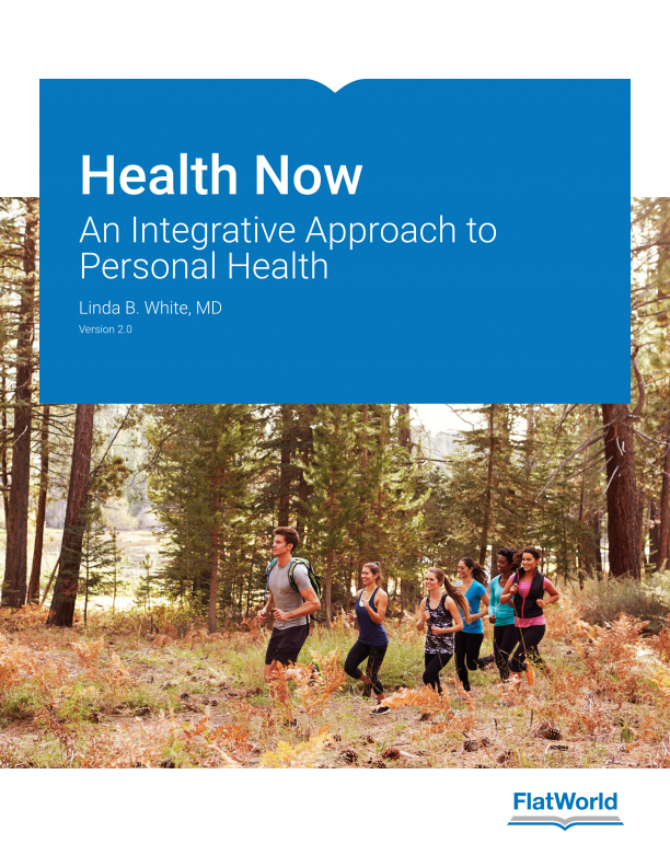 Cover of Health Now: An Integrative Approach to Personal Health v2.0