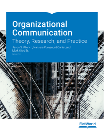 Organizational Communication: Theory, Research, and Practice