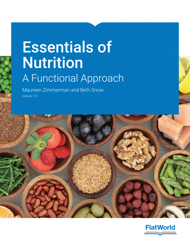 Cover of Essentials of Nutrition: A Functional Approach v1.0